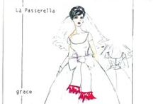 La Passerella wedding dress