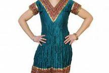 Tuniques Indiennes / Notre sélection de tuniques indiennes colorées et originales à porter pour un mariage, une fête ou pour tous les jours!