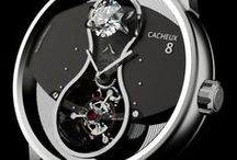 WATCHES,CLOCKS / by MMK