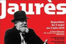 Exposition: Jaurès / Exposition présentée par les Archives nationales et la Fondation Jean Jaurès, du 5 mars au 2 juin 2014 à l'hôtel de Soubise