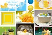 Duck Baby Shower Ideas / Popular Ideas for Planning a Duck Themed Baby Shower