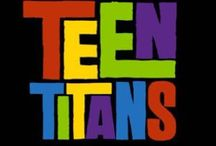 Teen Titians / Old and new / by Leann Covington