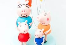 Peppa Pig Cake & Party Ideas