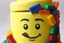 Lego Cake & Party Ideas