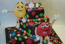 M & M's Party