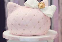 Hello Kitty Cake & Party Ideas