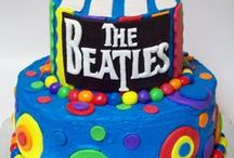 Beatles Cake & Party Ideas