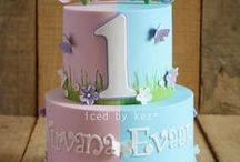 Butterfly Cake & Party Ideas