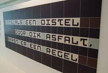 Tegels/Tiles