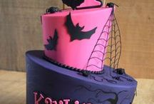 Halloween cake & Party Ideas