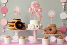 Donuts Party Ideas