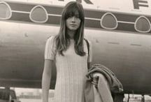 Girlin' Icon ♡ Francoise Hardy