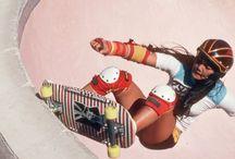 Do you even skate? / skirtttt skeeeeerrrrt