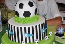Football Cake & Party Ideas