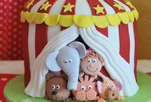 Carnival - Circus Cake & Party Ideas