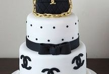 Chanel Cake & Party Ideas