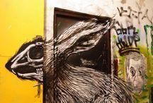 Murals &Street Art