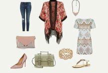 Shopping list / Mes idées de shopping