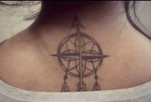 My Wind Rose Dreamcatcher / windrose dreamcatcher tattoo
