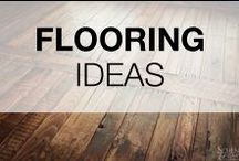 Pallet Flooring / Beautiful pictures of floors made from pallet planks: ideas, projects & tutorials. Will your next flooring be out of pallets? I guess you ask yourself the question :) More inspiration: http://www.1001pallets.com/pallet-building/pallet-flooring/