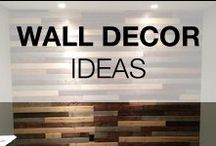 Pallet Wall & Doors / Repurposed pallets as wall decorations or doors for a rustic or vintage touch to your home décor. More inspiration here: http://www.1001pallets.com/pallet-building/pallet-walls-doors/