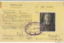"""Exposition: """"4 résistants au Panthéon"""" / Découvrez une sélection de documents présentés jusqu'au 24 juillet 2015 sur le site de Pierrefitte-sur-Seine"""