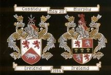 Anniversary/Wedding Coat of Arms / Family Coat of Arms and Crests