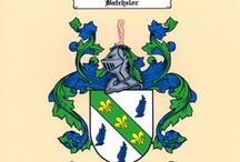 Color Coat of Arms / Family Coat of Arms & Crests
