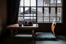 JAPAN / traditional & modern house