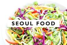 Seoul Food / Healthy foods and snacks to inspire.