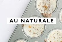 Au Naturale / Beauty DIYS without all the bad stuff.