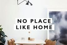 No Place Like Home / We wish our homes looked like this!