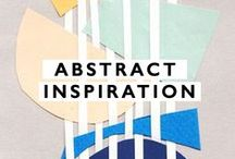 Abstract Inspiration / Shapes of inspiration.