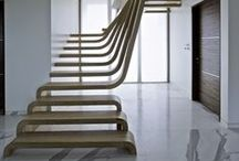 Staircase / Ideas & materials for staircases