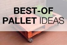 Best Of Pallet Projects & Ideas / This is the board dedicated to our best pallet projects & ideas!
