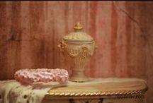 Montheron Dollshouse Miniature Accessories