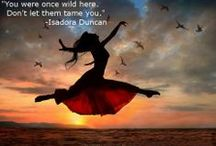 Inspiring Quotes / Quotes that inspire me matched with images I love.
