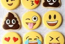 Emoji Cake & Party Ideas