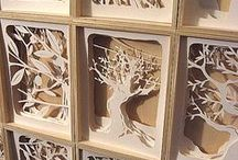 laser cut / everything what was laser cut or could be. inspiration and ideas