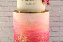 Bridal Shower Cake & Party Ideas