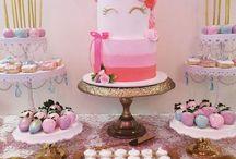 Unicorn Cake & Party Ideas