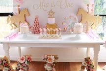 Carousel Cake & Party Ideas