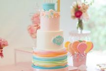 Hot Air Balloon Cake & Party Ideas