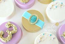 Princess Jasmine Cake & Party Ideas