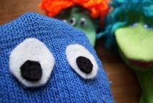 Hand Puppets & Sock Puppets / by J. Alex Pruner