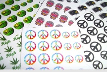 Our stuff - Nail Stickers