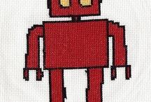 Cross stitch crafty! / by J. Alex Pruner