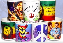 Our Stuff - Hippie Mugs / kubki