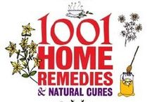 Health and beauty. Homemade, natural  remedies.