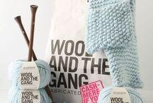 knitting & Crochet } . . . / by Thien Trang